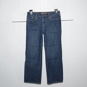 Seven 7 flare womens jeans size 8 S 6189